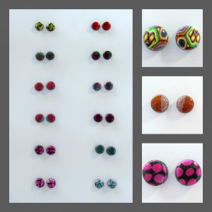 Stud Earring Selection