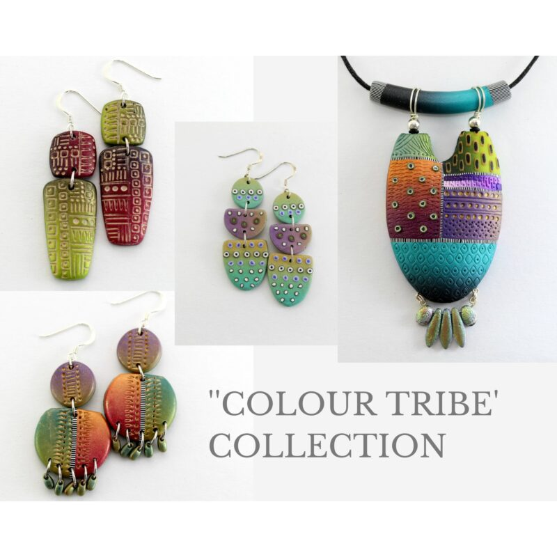 'Colour Tribe' Collection