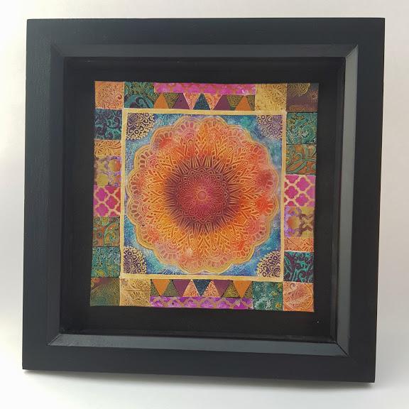 Art Mosaic-Mandalla
