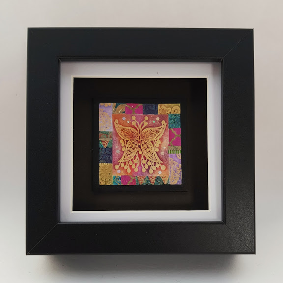 Art Mosaic -Flutterby