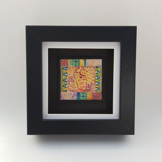Art Mosaic -Sweet Birdsong